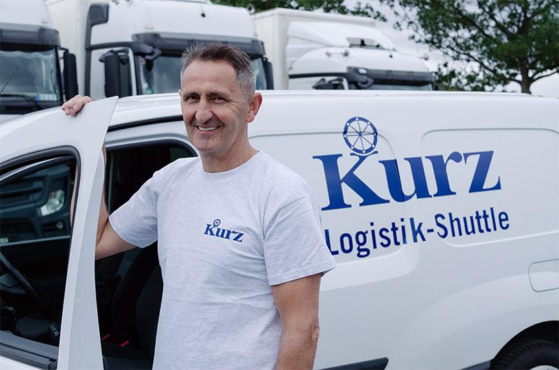 Kurz-Gruppe - Logistik-Lösungen & regonale Shuttles